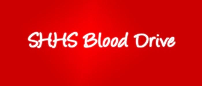 shhs-blood-drive