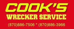 Cook's Wrecker Service