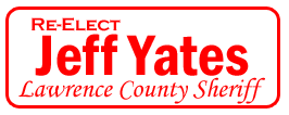Re-Elect Sheriff Yates
