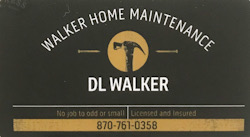 Walker Home Maintenance