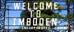 *City of Imboden*